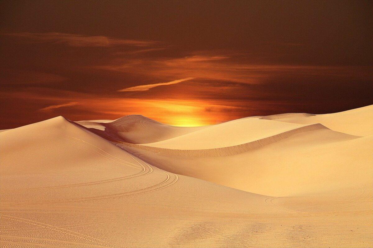 Od dezercji, przez pustynię, aż na bezludną wyspę